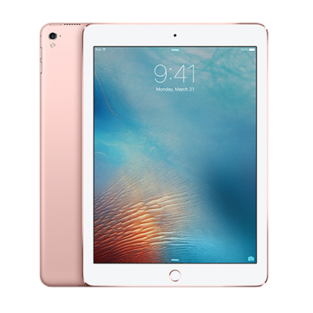 Apple iPad Pro Cellular (Rose)- 128Gb/ 9.7Inch/ 4G