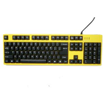 Bàn phím MotoSpeed K40 (USB, Có dây, màu vàng)