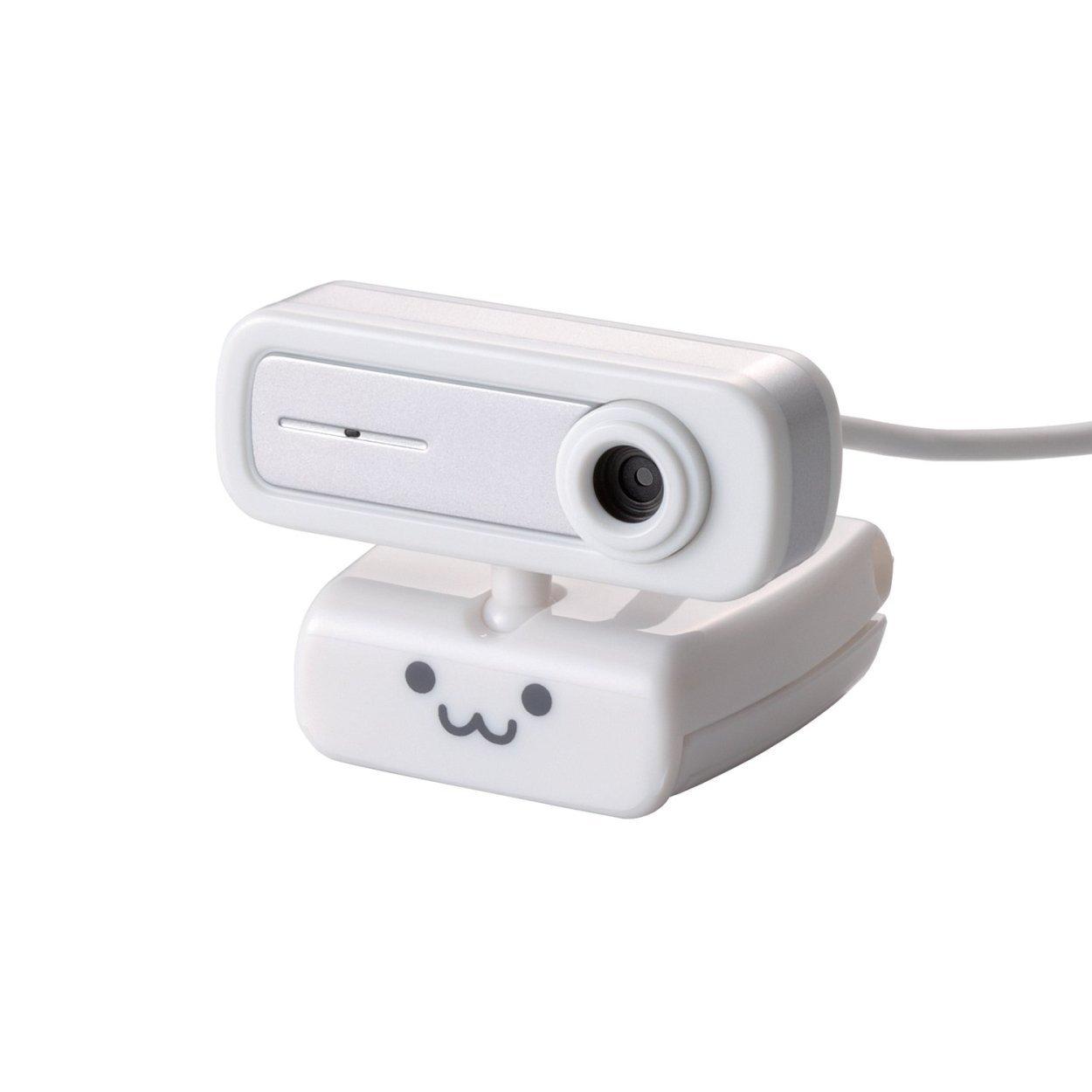 Webcam  Elecom UCAM-C0220FBNBK