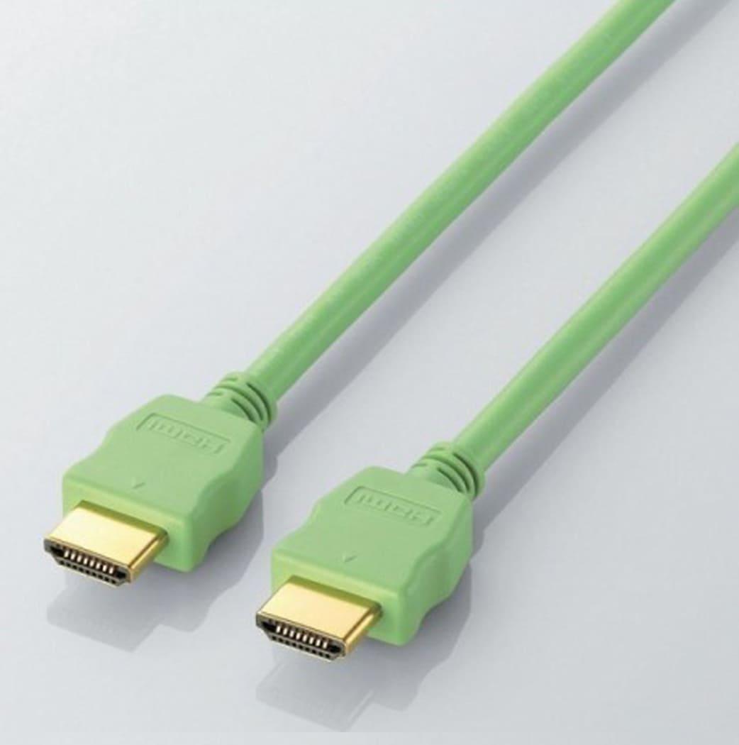Cáp HDMI Elecom DH-HD14EC15BU 1.5m (Màu xanh)