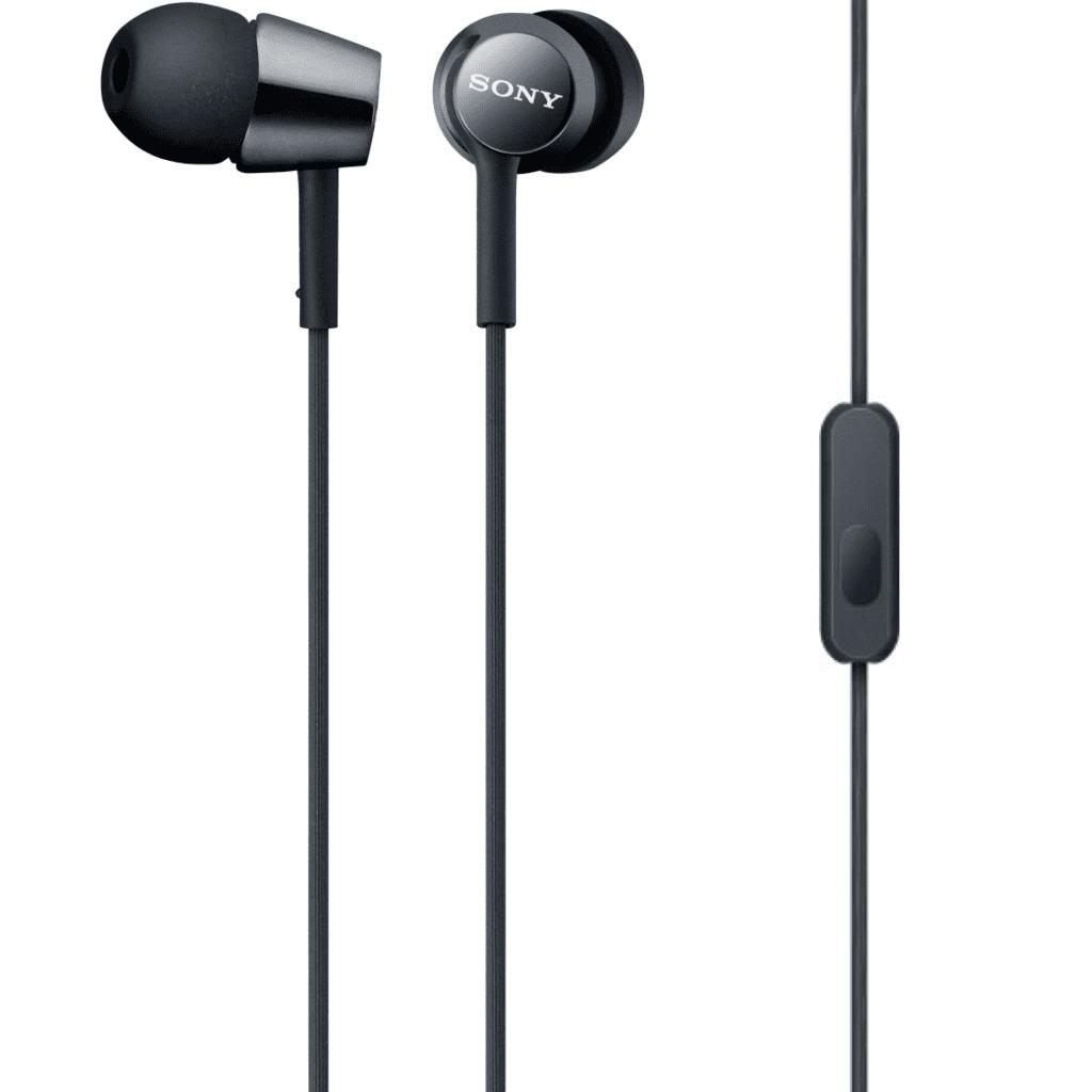 Tai nghe Sony MDR-EX150AP (Đen)