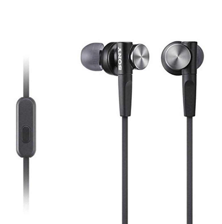 Tai nghe Sony MDR-XB50AP (Đen)