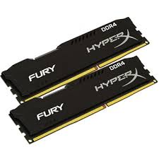 RAM Kingston 8Gb (2x4Gb) DDR4-2666- HX426C15FBk2/8