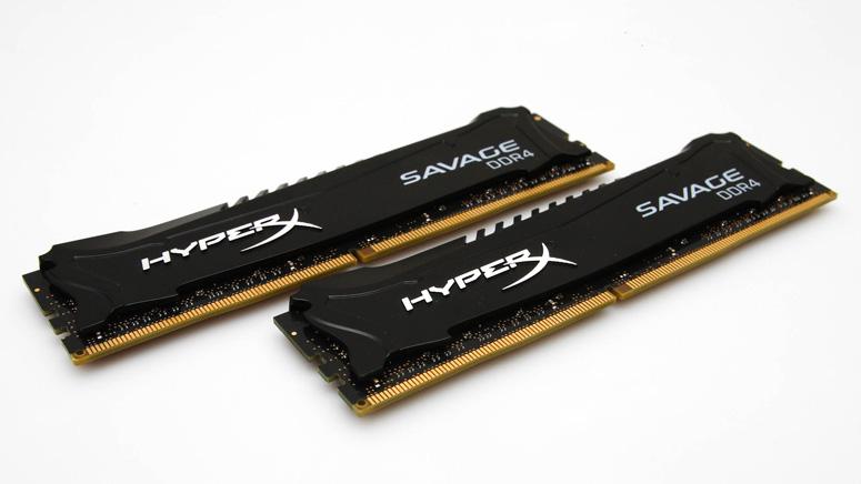 RAM Kingston 8Gb (2x4Gb) DDR4-3000- HX430C15SBK2/8