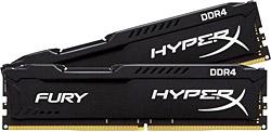 RAM Kingston 16Gb (2x8Gb) DDR4-2400- HX424C15FBK2/16