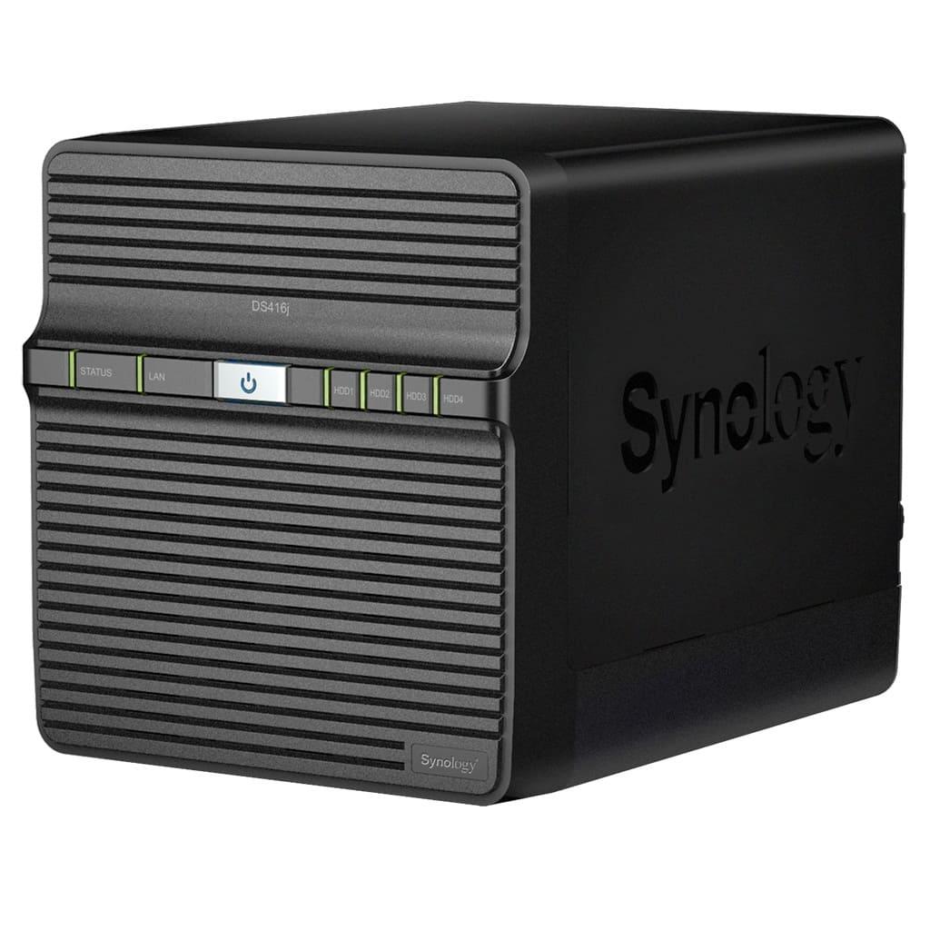 Ổ lưu trữ mạng Synology DS416J (chưa có ổ cứng)