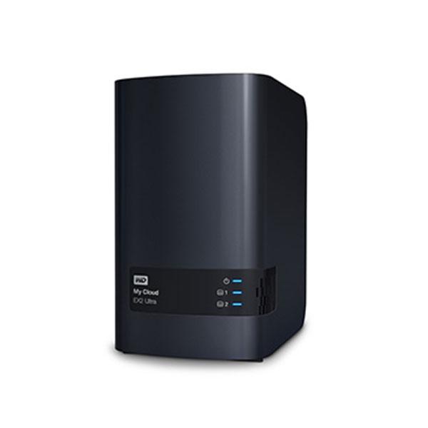 Ổ lưu trữ mạng Western Digital My Cloud EX2 Ultra 4Tb