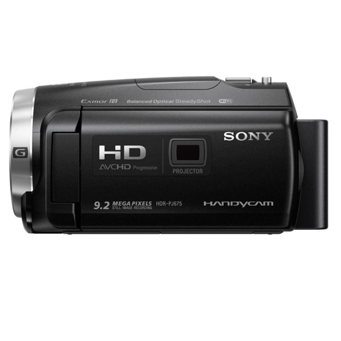 Máy quay KTS Sony Handycam HDR-PJ675 - Black