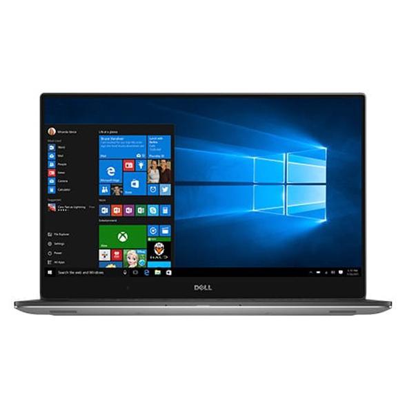 Laptop Dell XPS 15 - 70073979 (Silver) - vỏ nhôm nguyên khối, cao cấp