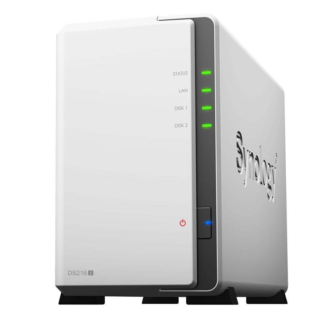 Ổ lưu trữ mạng Synology DS216J (chưa có ổ cứng)