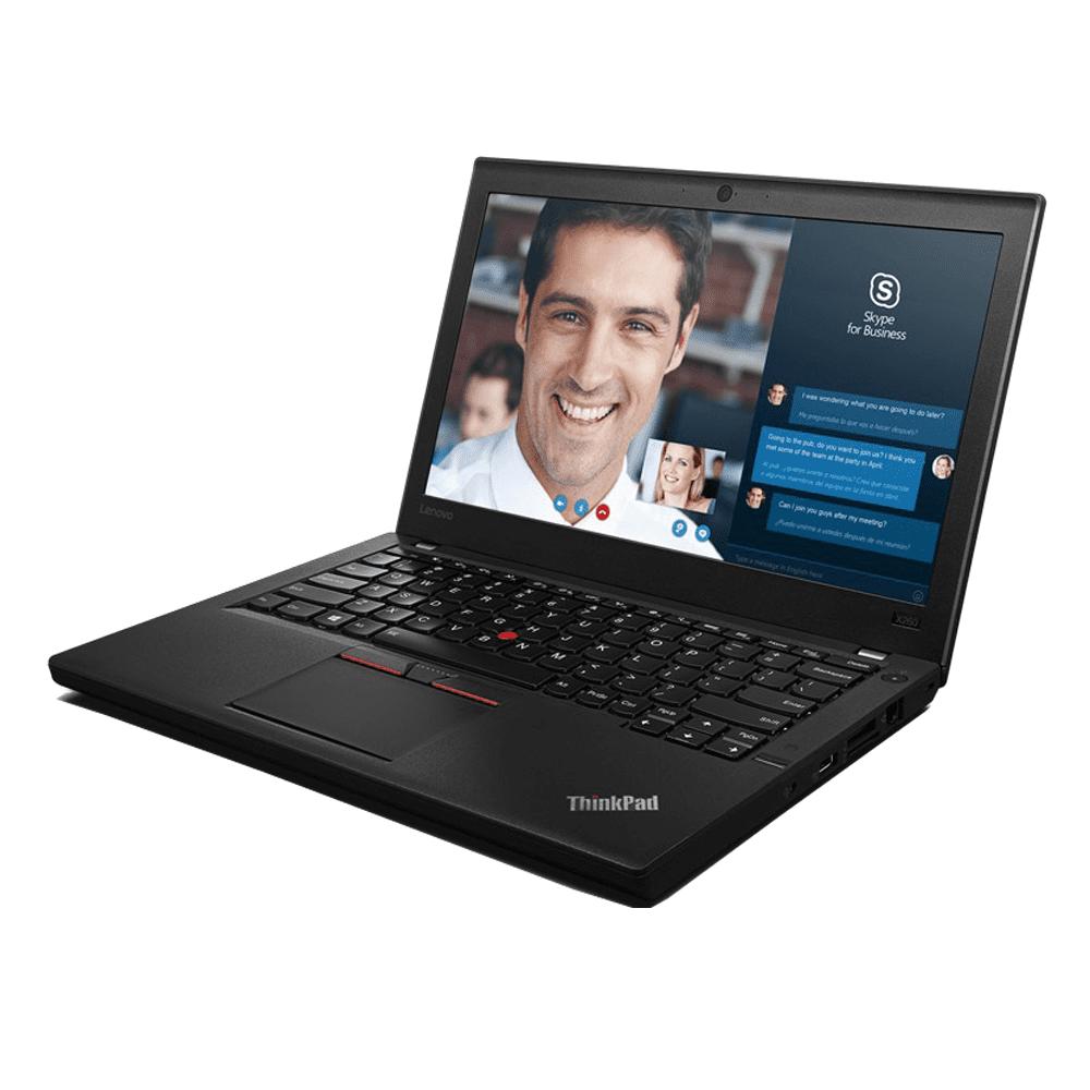 Laptop Lenovo Thinkpad X260 20F5A00AVA (Black)- Dòng sản phẩm cao cấp