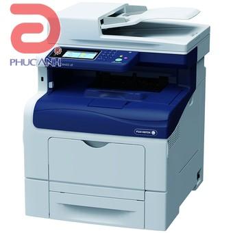 Máy photocopy Fuji Xerox S2011CPS + DADF + Duplex (Copy/In mạng/Scan/ DADF + Duplex)