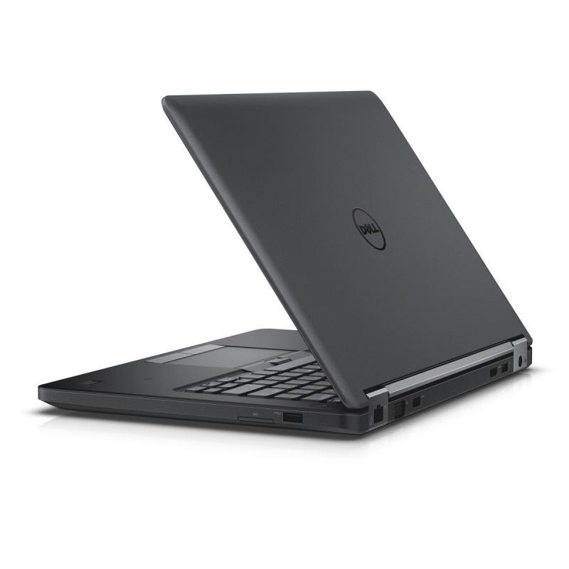 Laptop Dell Latitude E7270- 70077315 (Black)- Thiết kế mỏng nhẹ, vỏ nhôm