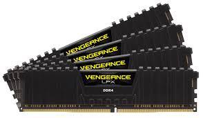 RAM Corsair 16Gb (4x4Gb) DDR4-2800- CMK16GX4M4A2800C16