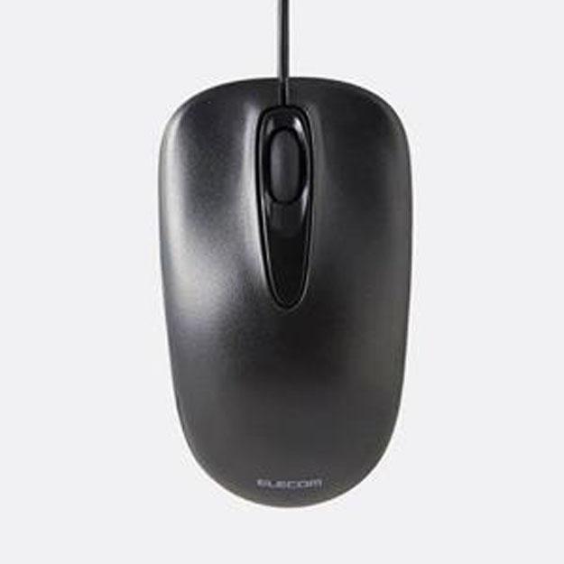 Chuột Elecom M-GM01BK-G (USB, Có dây)
