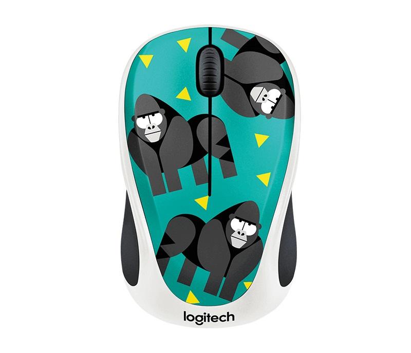 Chuột không dây Logitech M238 Con Khỉ (Gorilla)