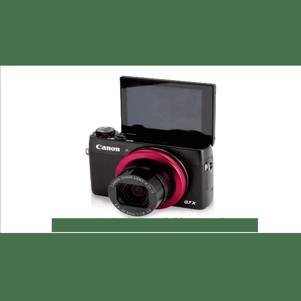 Máy ảnh KTS Canon PowerShot G7X (Phiên bản đặc biệt)  - Black