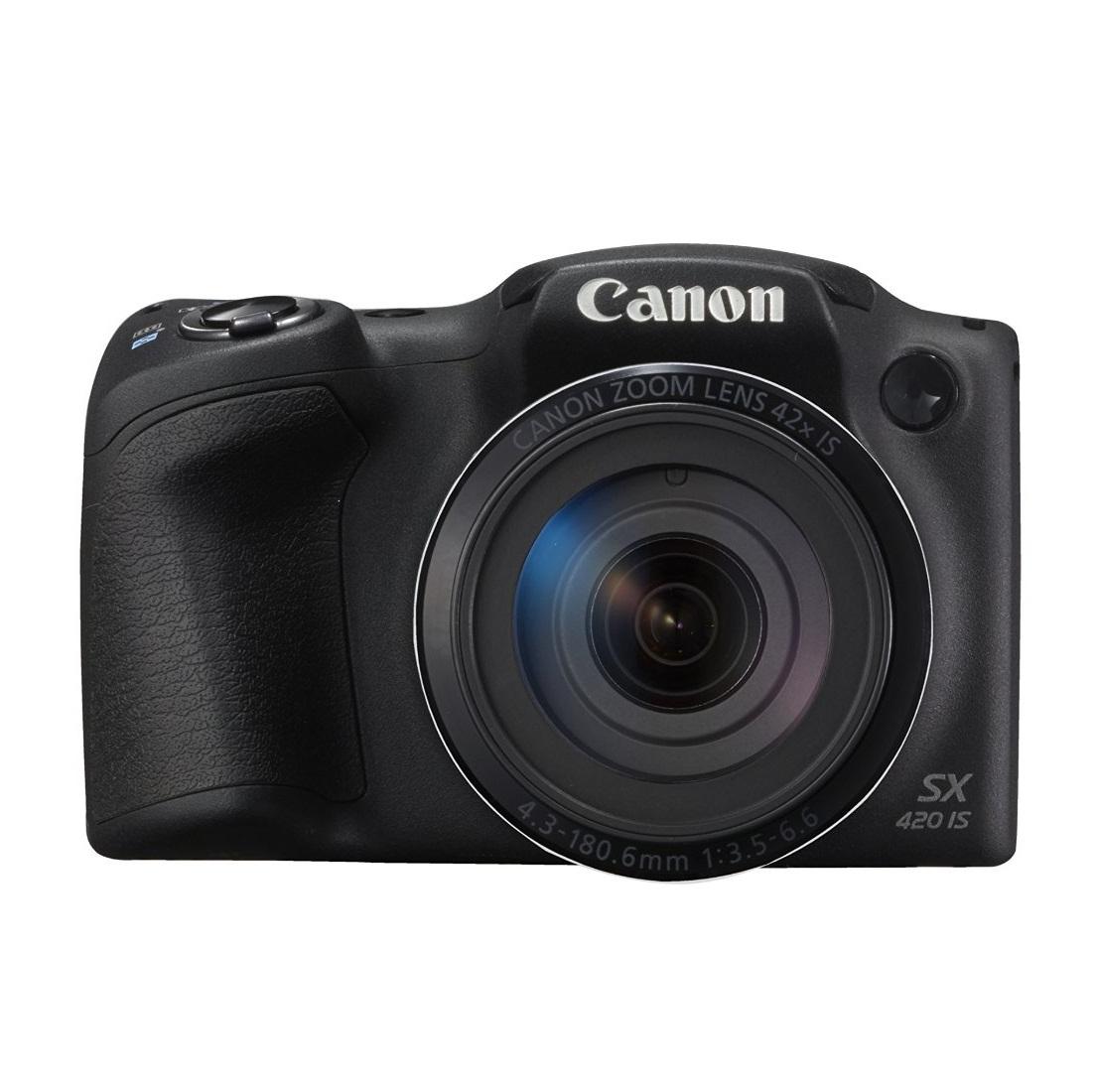 Máy ảnh KTS Canon PowerShot SX420 IS  - Black