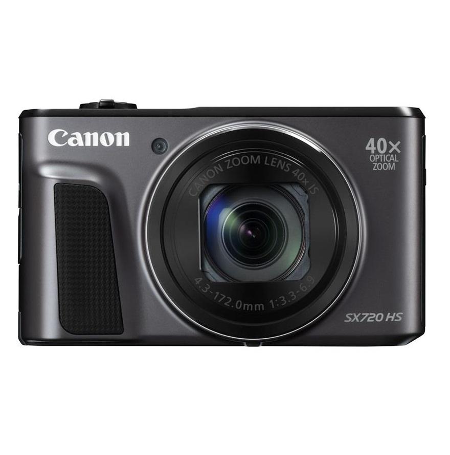 Máy ảnh KTS Canon PowerShot SX720HS  - Black