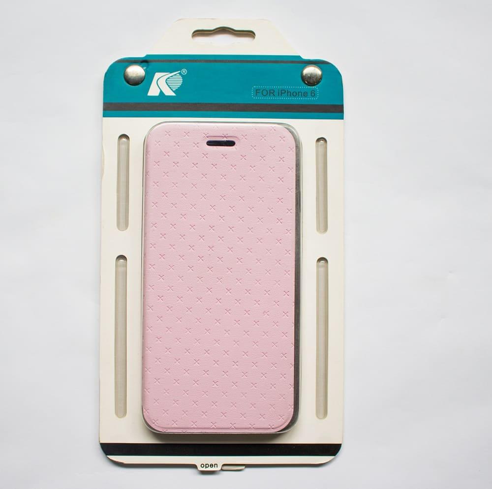 Ốp lưng ĐTDĐ dạng cover iPhone 6/6s Xfigured  (Rose)