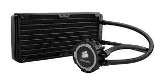 Tản nhiệt nước AIO Corsair Hydro Series™ H105 Đen