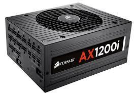 Nguồn Corsair AX1200i - 80 Plus Platinum