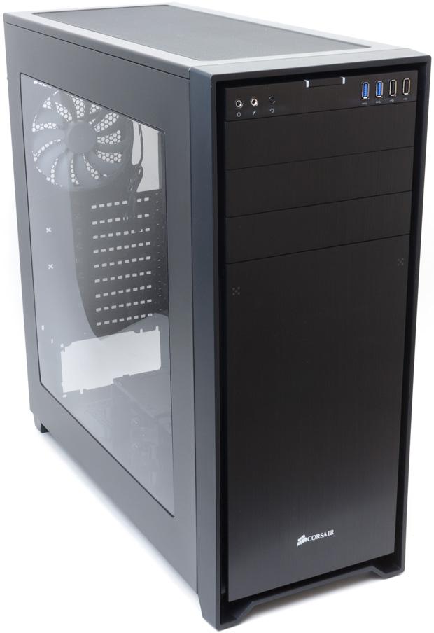 Vỏ máy tính Corsair Obsidian Series® 750D  (Đứng)