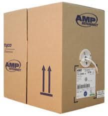 Cuộn cáp mạng Commscope/AMP CAT5E 219413-2 (305m/cuộn, hàng chính hãng)