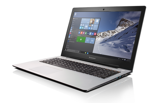 Laptop Lenovo 500S-80Q20048VN (White)- Vỏ nhôm cao cấp, mỏng, nhẹ