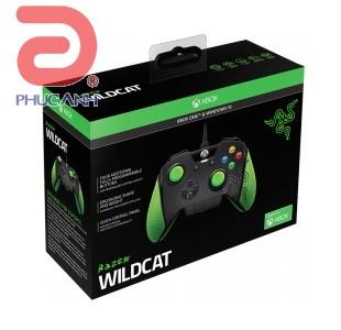 Tay cầm chơi game Razer Wildcat Gaming Controller