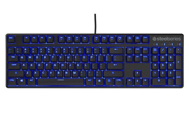 Bàn phím SteelSeries Apex M500 US - MX Red (64490) (USB, Có dây)