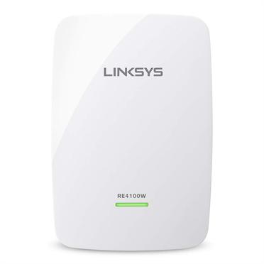 Bộ thu phát Linksys RE4100W 600Mbps