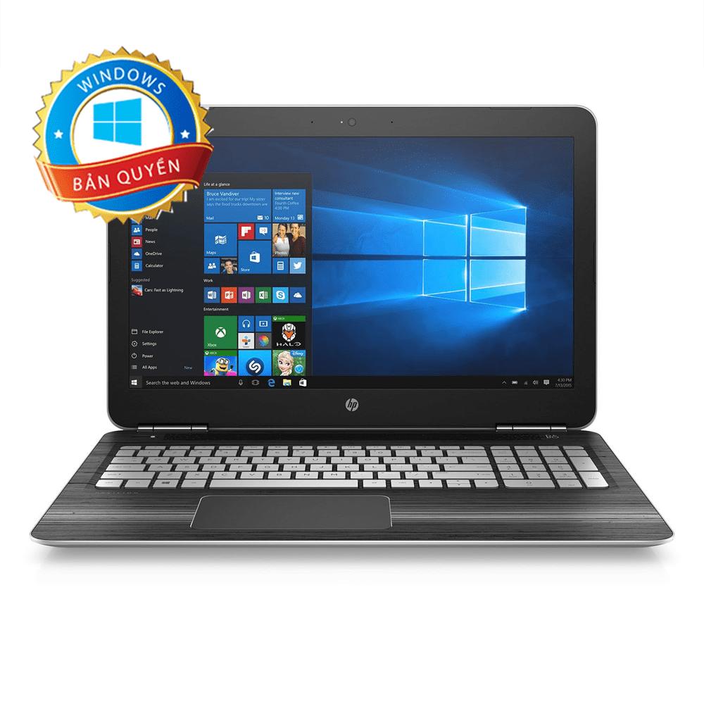 Laptop HP Pavilion Gaming 15-bc016TX X3B80PA (Silver)