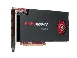 FirePro W7000 (NVIDIA Geforce/ 4Gb/ DDR5/ 256 Bit)