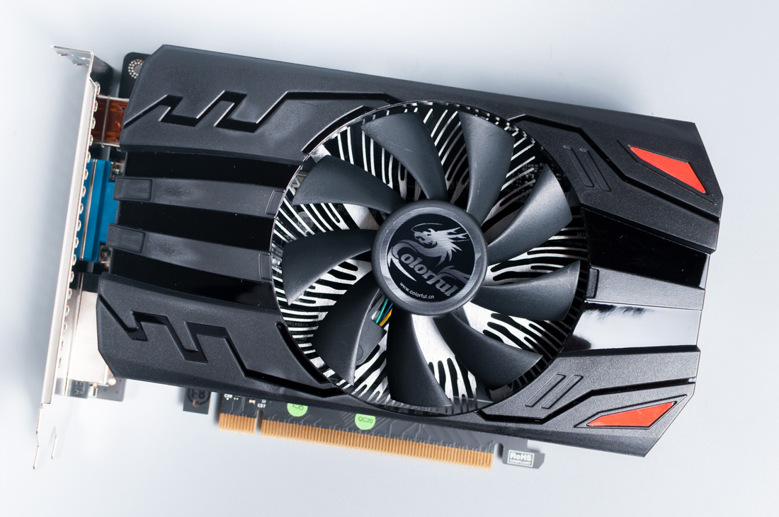 Colorful GT730-2GD5 (NVIDIA Geforce/ 2Gb/ DDR5/ 64Bit)