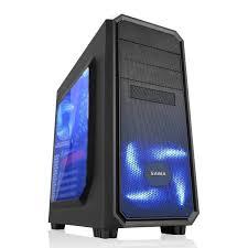 Vỏ máy tính Sama RANGER R09  (ATX, Micro-ATX, Mini-ITX)