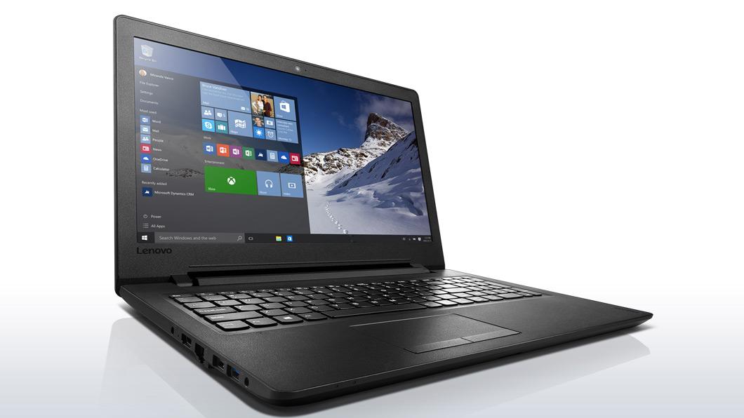 Laptop Lenovo Ideapad 110-15ISK 80UD002QVN (Black)