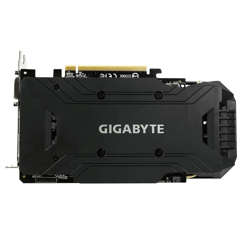 VGA Gigabyte GTX1060WF2OC-3GD (NVIDIA Geforce/ 3Gb/ DDR5/ 192Bit)