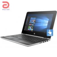 Laptop HP Pavilion x360 11-u103TU Z1E18PA (Silver)