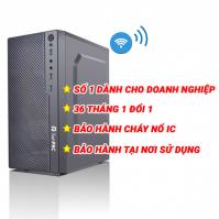 Máy tính để bàn Sunpac Mini Tower PG454MTW Wifi