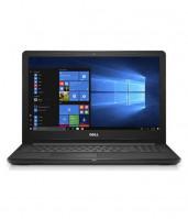 Laptop Dell Inspiron 3567S-P63F002 (Core i3-7020U/4Gb/1Tb HDD/ 15.6'/VGA ON/DOS/Black)