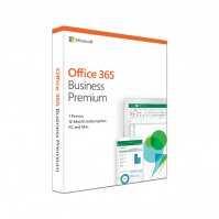PM Microsoft Office 365 Business Premium (KLQ-00429) (Win/Mac)
