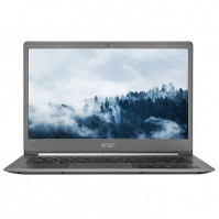 Laptop Acer Swift 5 SF514-53T-51EX NX.H7KSV.001 (Core i5-8265U/8Gb/256Gb SSD/14.0' FHD/Touch/VGA ON/Win10/Grey)