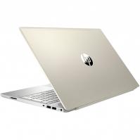 Laptop HP Pavilion 15-cs2055TX 6ZF22PA (i5-8265U/4Gb/1Tb HDD + 128GB SSD/15.6FHD/MX130 2GB/Win10/Gold)