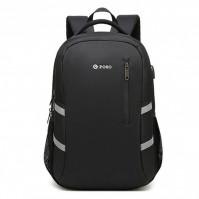 Ba lô laptop POSO 625 15.6inch (Đen)
