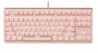 Bàn phím cơ E-Dra EK387 Brown Switch (TKL-Pink)