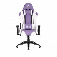 Ghế Game E-DRA ARES EGC207 White Purple