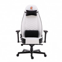 Ghế E-DRA LUX Big Boss EGC2021 Real Leather White