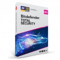 Phần mềm diệt virut Bitdefender Total Security 2020 12 tháng