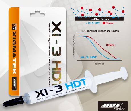 Kem tản nhiệt Xigmatek XI-3 HDT